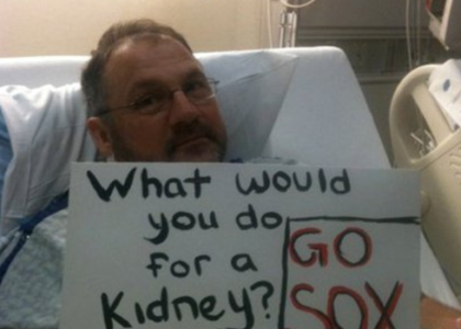 Bruce, Kidney Recipient