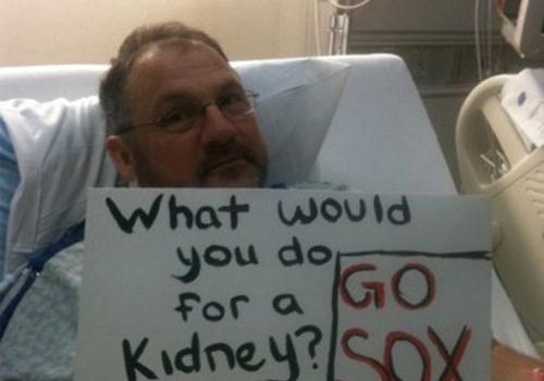Bruce, Kidney Recipient